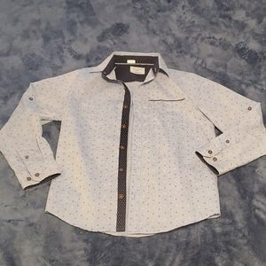 NWOT-Level Ten Boys Dress Shirt